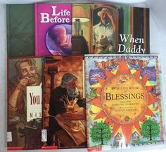Bible Story Christian Book Lot 6 Family Childrens Lucado Blessings Pray Pro Life