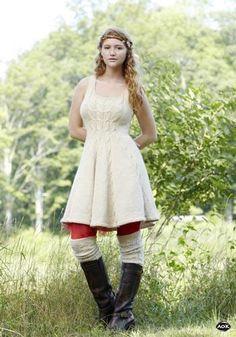 Iona ~ Knit dress pattern on Craftsy. Amazing.