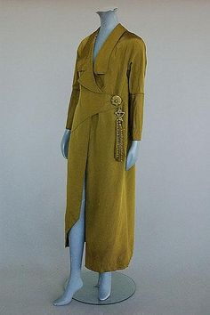 Coat, Paul Poiret, 1911 Musée Galliera de la Mode da la Ville de Paris