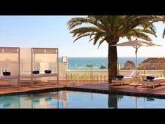 La Conca Azzurra hotel på Amalfikysten - Italien