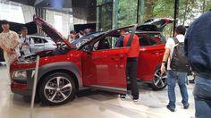 Hyundai Kona 2018 có thể về Việt Nam trong thời gian tới