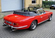 #46. Another 1974 Jensen Interceptor convertible, this a home-market model last traded through Historics at Brooklands (UK-based auction concern) in Nov. 2012. Hand-built at the Kelvin Way Factory near Birmingham, chassis no. 9422 (then with ~60k miles on the odo) was/is well known in the local Jensen enthusiast community, and brought 33.6k GBP as a result (on a 28-34k pound pre-sale estimate).