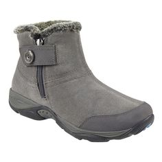 6ea748c20e0d40 The Eliria booties features a breathable mesh footbed for stability and a  secure fit.