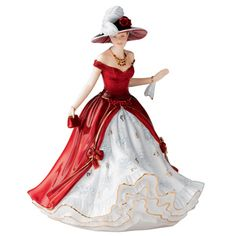 Most Valuable Royal Doulton Figurines | Georgia HN5540 - 2012 Royal Doulton - Figure of the Year