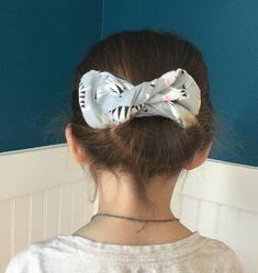 Excited to share the latest addition to my #etsy shop: The Bun And Done, hair accessory, bun maker, hair style, Gray with zebras https://etsy.me/2qfBFdG #accessories #hair #gray #black #hairaccessory #bun #beauty #cute #updo
