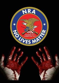 Puppets of the blood money from the gun lobby agenda, no matter what they allege their history is.