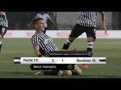 PAOK FC-Besiktas JK: Match Highlights - PAOK TV - YouTube Match Highlights, Baseball Cards, Tv, Sports, Youtube, Hs Sports, Television Set, Sport, Youtubers