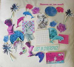 Stickers Vaporwave esthétique