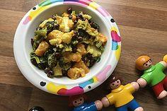 Vegetarisches Curry für Babys (Rezept mit Bild) von gingi1000 | Chefkoch.de