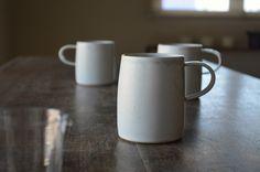 淡色マグカップ