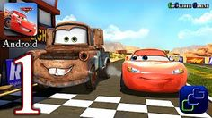 Cars: Fast as Lightning Android Walkthrough - Part 20 - DJ Race Track - YouTube