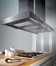 #Gutmann model #Stratos Double, 2 kominy | #kuchnia, #design