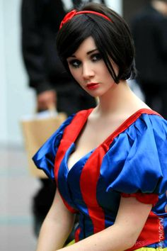 cosplay sexy snow white by OriginalRikku on deviantART