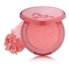 Tarte Amazonian Clay 12-Hour Blush Dollface 0.2 oz by Tarte Cosmetics Review