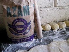 Making Chapatis Ugandan style - Watoto