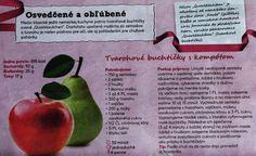 ovocno tvarohovo zemiakové knedlíčky
