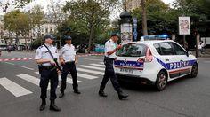 Anti-Terror-Einsatz im Stadtzentrum: Falscher Alarm versetzt Pariser in Angst