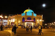Entrance to the Disney Village