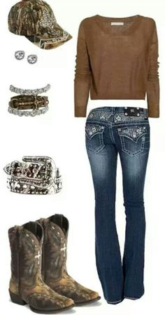 Country clothes LOVE this!!!