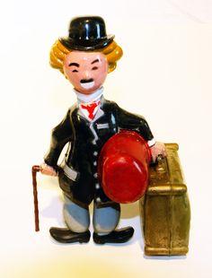 Charlie Chaplin Toy