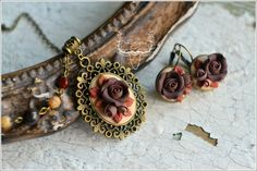 Chocolate roses by Zubiju