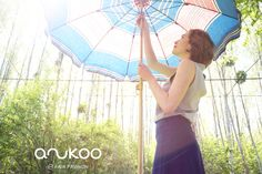 anukoo sleeveless dress, G. Spring Summer 2015, Ballet Skirt, Cotton, Collection, Dresses, Fashion, Vestidos, Moda, Fasion