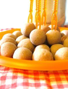 Protein Balls (fara zahar, continut scazut de grasimi, 100% natural)