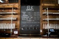 New brewery in Grand Rapids! Elk Brewing
