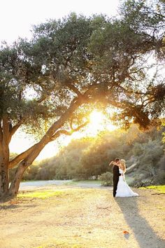 We may have to sneak away for some after dinner photos! - Why You Must Have Golden Hour Wedding Photos at Your Wedding