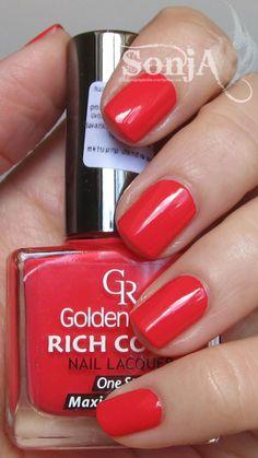 Golden Rose – Rich Color – 17   Sonja