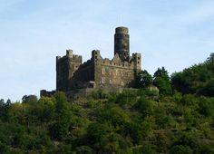 Die Burg Maus-am Rhein