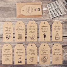 gift tags with super powers! by mr. Diy Crafts For Boyfriend, Boyfriend Gifts, Gift Labels, Gift Tags Printable, Homemade Wedding Favors, Art Corner, Friend Birthday Gifts, Halloween Season, Printable Designs