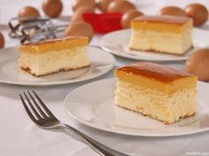Leche Flan Cake - looks similar to my aunt's recipe (which I lost).