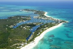 Cruising in The Abacos.  Hope Town, Elbow Cay, Abaco, Bahamas