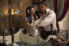 OUAT - Snow White and Prince Charming