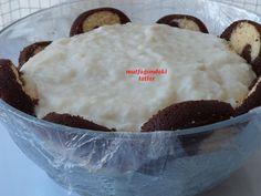 PRATİK KÜMBET PASTA Kümbet pasta veya Köstebek pasta son ayların en popüler pa...