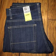 Boys Levi Strauss & Co. Jeans Comfortable through seat and thigh.  Skinny Leg Levi's Jeans Skinny