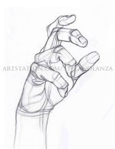 ArtStation – Hand, Stefano Lanza – Art Drawing Tips Anatomy Sketches, Anatomy Drawing, Anatomy Art, Hand Drawing Reference, Art Reference Poses, Drawing Base, Life Drawing, Human Figure Drawing, Sketches Tutorial