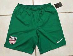 Nike USA National Team Centennial Green Soccer Shorts Men's XL for sale online Usa National Team, Soccer Shorts, Chicago Bears, Mens Xl, Nike Men, Green, Sports, Shopping, Ebay