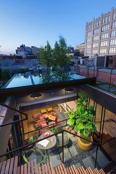 Tribeca Loft, New York, 2014 - andrew franz architect