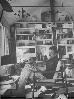 Kurt Vonnegut, author of Cat's Cradle and Slaughterhouse-Five