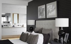 Master Bedroom - Maison Classique - Liberty