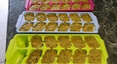 Boros Valéria: Leves kocka házilag Valitól!!!! Pickling Cucumbers, How To Make Homemade, No Bake Cake, Pickles, Minion, Waffles, Paleo, Goodies, Baking