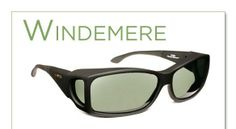 1fd9be274a Haven Fits Over Sunglasses are polarized and feature Optify lens  technology