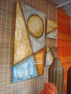 MORADA objetos de decoración