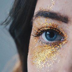 Olhos que brilham
