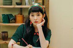 Red Velvet #Red Summer #Red Flavor #Irene