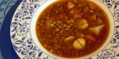 GastroCanarias | Potaje de lentejas