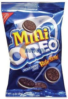 Nabisco Mini Oreo Single-serve Cookie Packets: Get it for $34.87 (was $40.23) #coupons #discounts