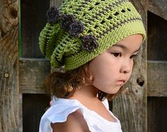 CROCHET PATTERN Uptown Girl cloche hat pattern by TheHatandI